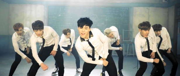 BTS Boy in Luv - Dance 2