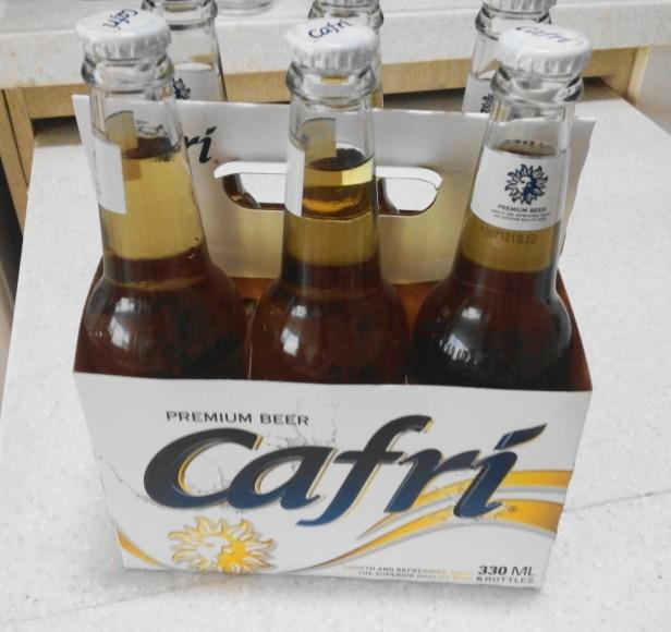 Cafri Bottle - Beer 6 Pack