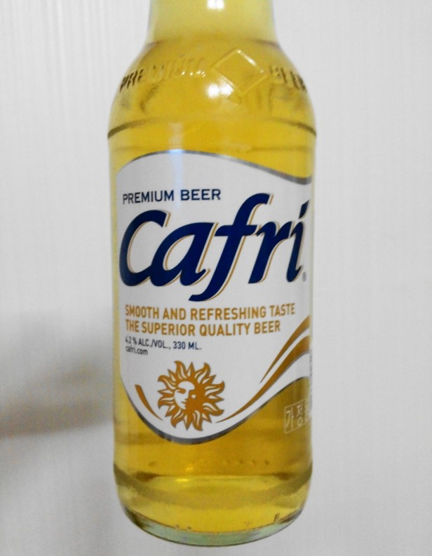 Cafri Bottle - Korean Corona