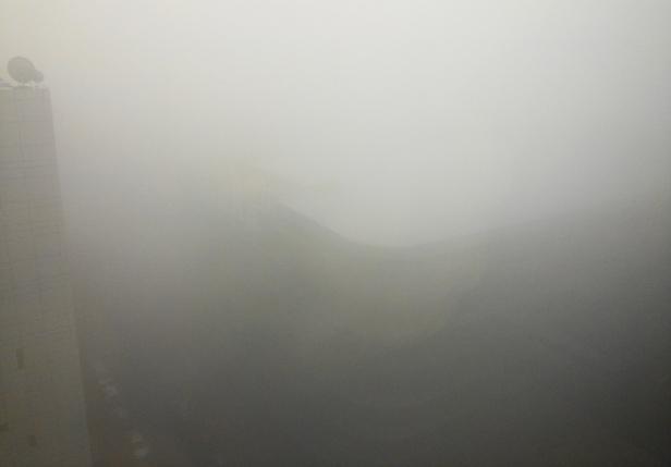 Chinese Smog in Cheongna