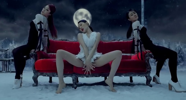 Sunmi Full Moon - Dance