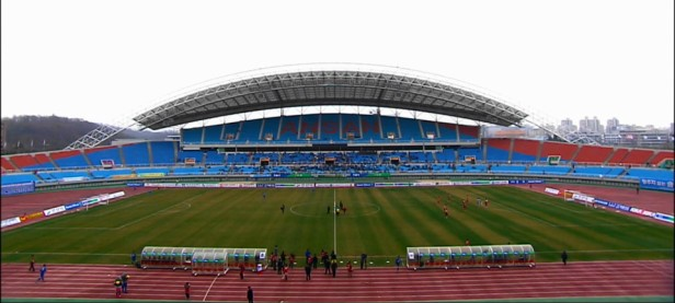 K League Football returns to Ansan