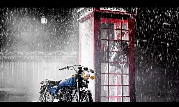 Baechigi Dduraeyo - Red Phone Box Raining