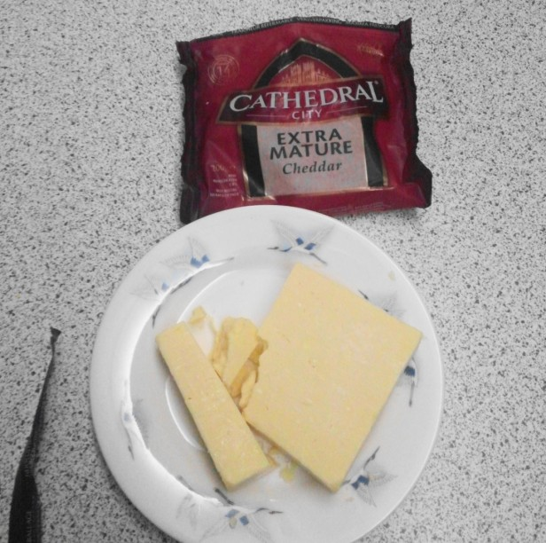 Cathedral City Cheddar Cheese - Korea 2