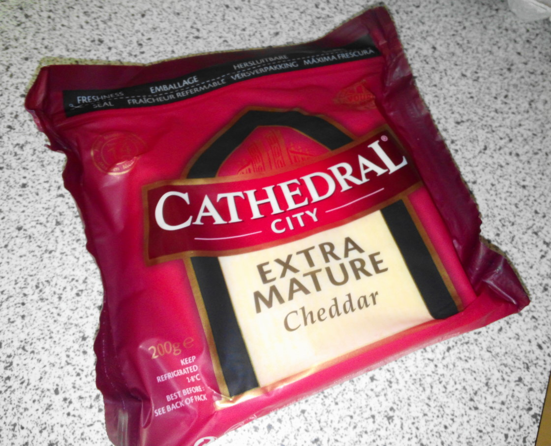 Cathedral City Cheddar
