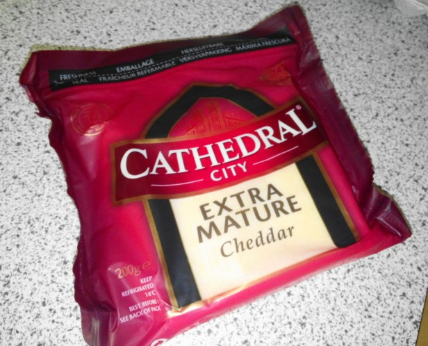 Cathedral City Cheddar Cheese - Korea