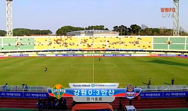 A solid start to the season for Ansan Police FC