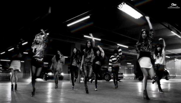 Girls' Generation Mr. Mr. - Dance