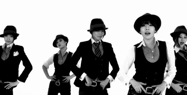 Girls' Generation Mr. Mr. - Suit Hat Dance