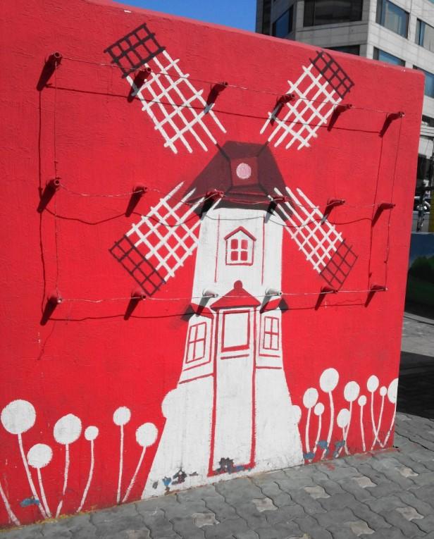 Hongdae Street Art - Modern Seoul
