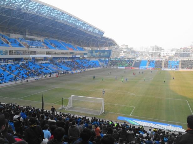 Incheon United vs. Jeonbuk Hyundai K League Classic