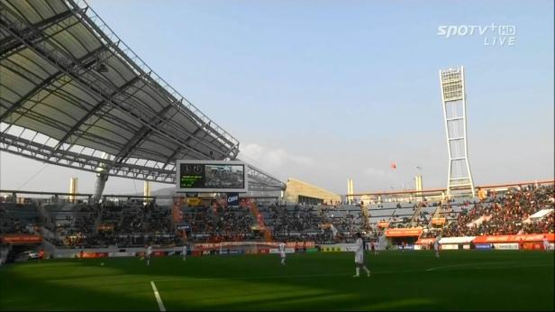Jeju United vs. Suwon Bluewings - K League Classic 2014 R1