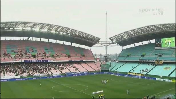 Jeonbuk Hyundai vs. Seongnam FC