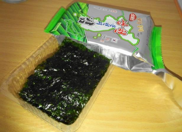 Korean Dried Seasweed Gim - Packet