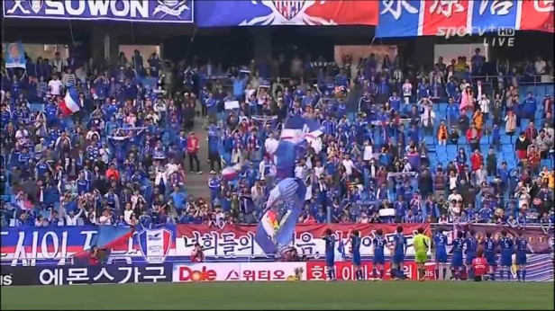 Suwon Bluewings Fans 2014