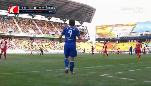 Suwon Bluewings vs. Busan I'Park 2014