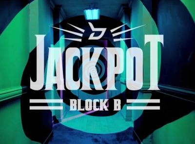 Block B Jackpot - Banner