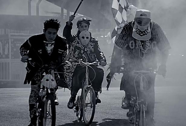 Block B Jackpot - Bike Chase