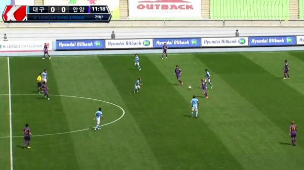 Daegu vs. FC Anyang