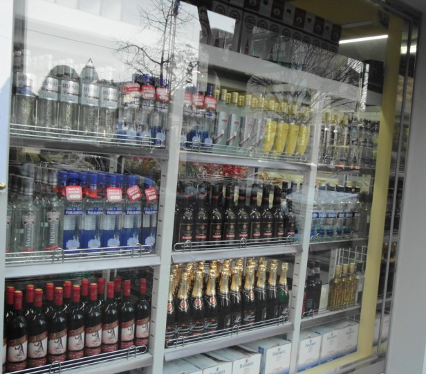 Dongdaemun Central Asian Village - Vodka