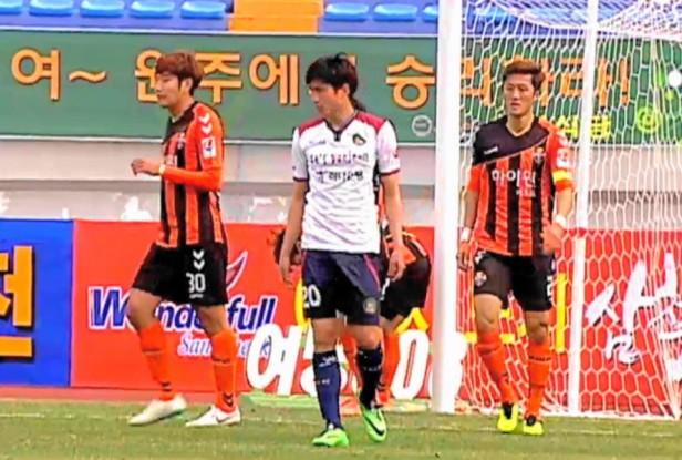 Gangwon vs. Daejeon Citizen