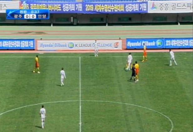 Gwangju vs. FC Anyang