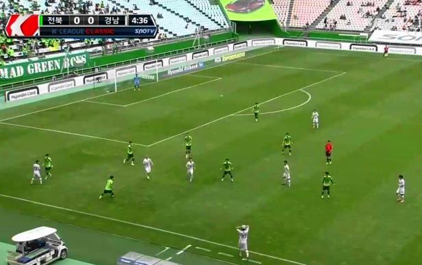 Jeonbuk Hyundai vs. Gyeongnam - 2014