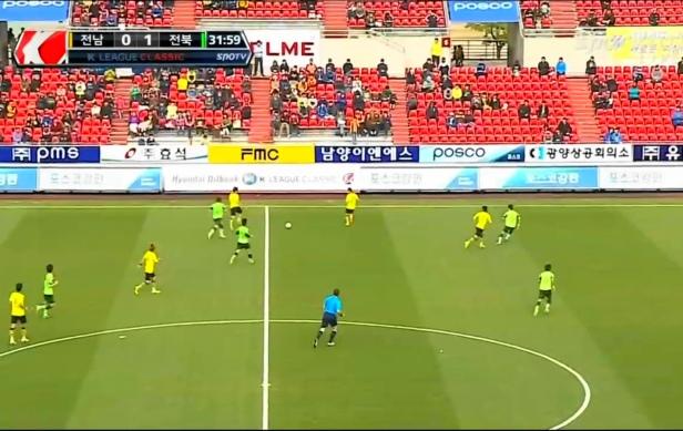 Jeonnam Dragons vs. Jeonbuk Hyundai - April 19th
