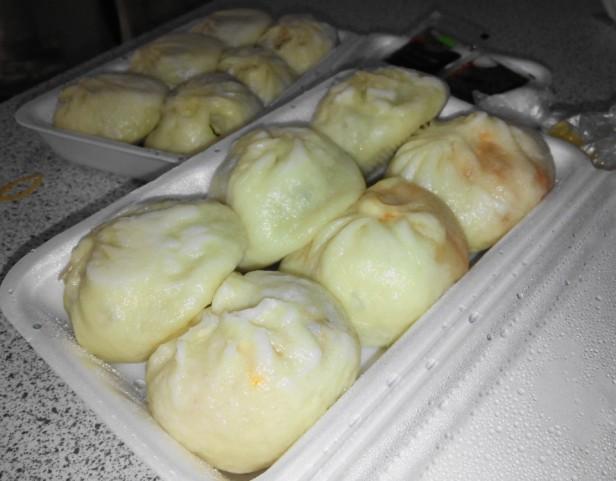 Korean King Dumplings Wang Mandu - Mix