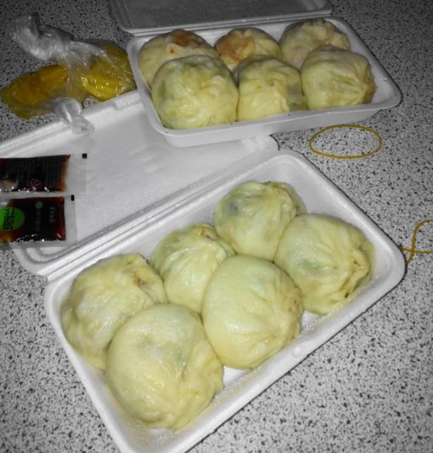 Korean King Dumplings Wang Mandu