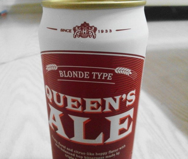 Queens Ale Korean Beer - Can 2