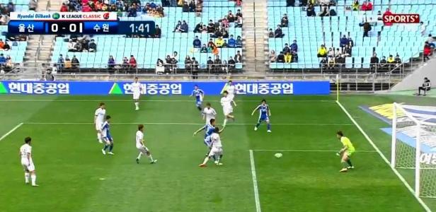 Ulsan Hyundai vs. Suwon Bluewings - April 19th