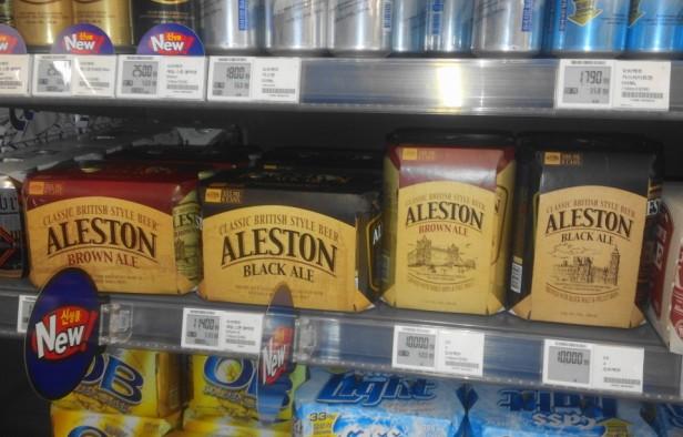 Aleston Korean Ale OB - 6 pack