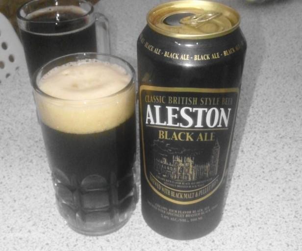 Aleston Korean Ale OB Black