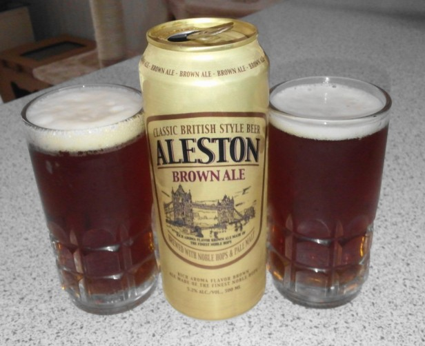 Aleston Korean Ale OB Brown