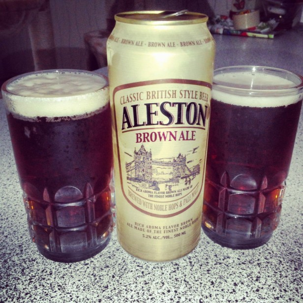 Aleston Korean Ale OB