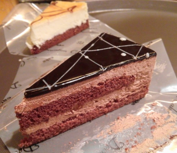 Cafe A Bupyeong Incheon Cakes Chocolate