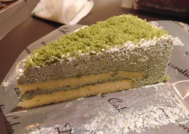 Cafe A Bupyeong Incheon Cakes Green Tea
