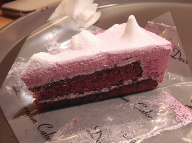 Cafe A Bupyeong Incheon Cakes Pink