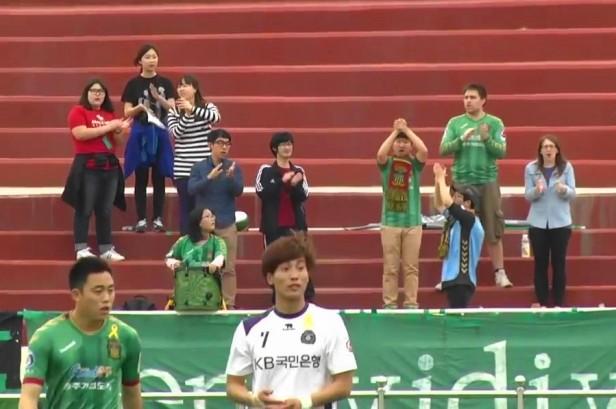 Chungju Hummel Fans