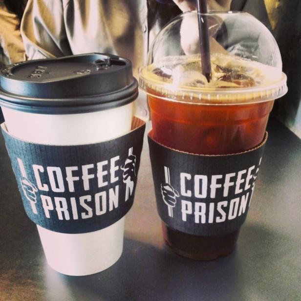 Coffee Prison Hongdae Seoul Grande