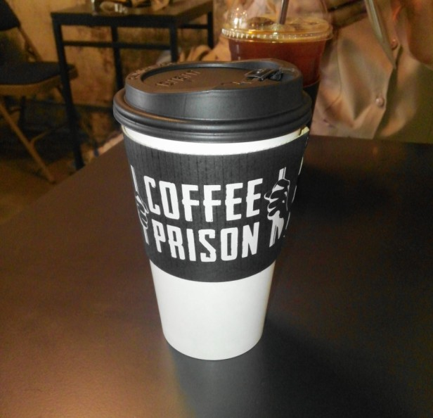 Coffee Prison Hongdae Seoul Hot