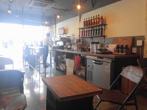 Coffee Prison Hongdae Seoul Inside