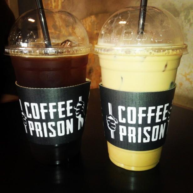 Coffee Prison Hongdae Seoul Instagram