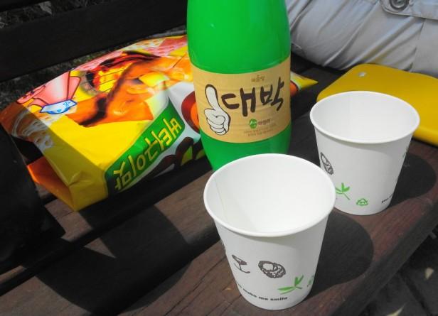 Daebak Makkoli - Imhak Park Incheon