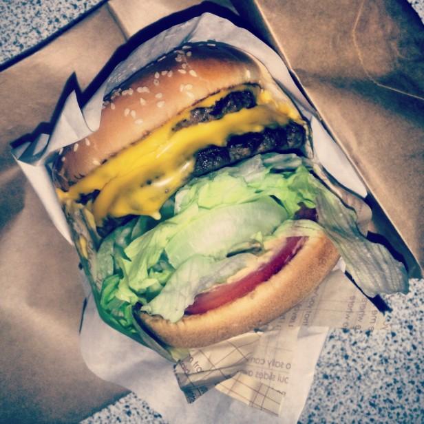 Double 2 Double Burger Cheongna Incheon Instagram