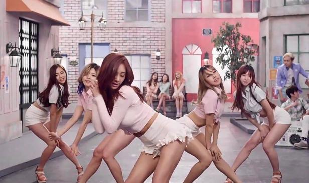 G.NA G.NA's Secret - Dance