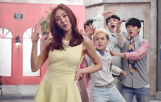 G.NA G.NA's Secret - Dress with Boys