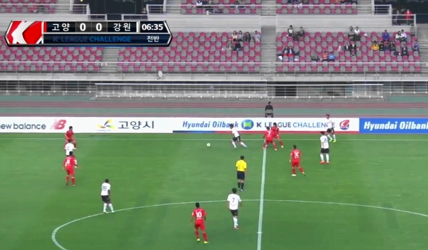 Goyang Hi vs. Gangwon