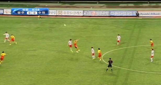 Gwangju vs. Suwon City FC